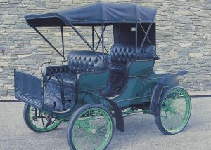 1899 Winton Motor Carriage