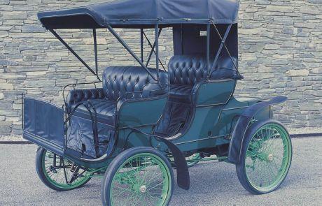 1899 Winton Motor Carriage