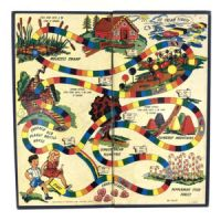 News & Blog - Candy Land, Milton Bradley, Springfield, Massachusetts, 1949