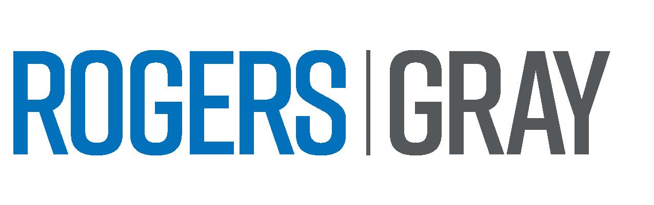 Sponsor logo -Rogers Gray