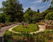 McGraw Family Garden of the Senses