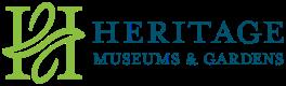 Heritage Museums & Gardens Logo