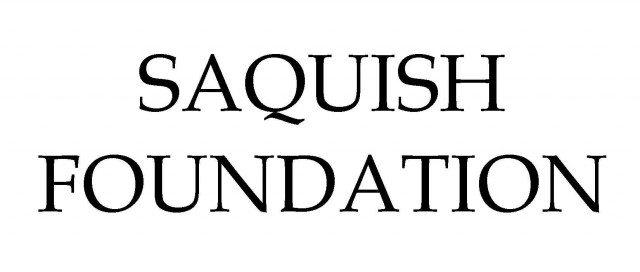 Sponsor logo -Saquish Foundation