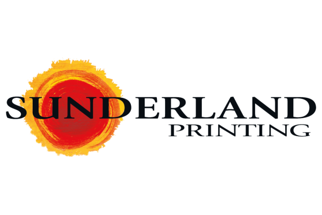 Sponsor - Sunderland printing logo
