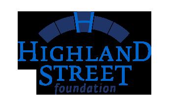 Sponsor logo - Highland Street Foundation