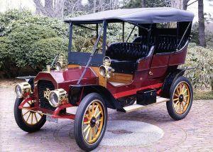 1909 REO Model D Touring