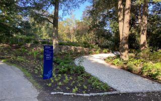 Test Garden Shell Path