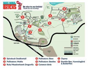 Bricks Map