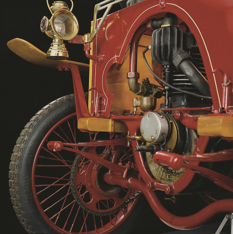 1908 Waltham-Orient Buckboard