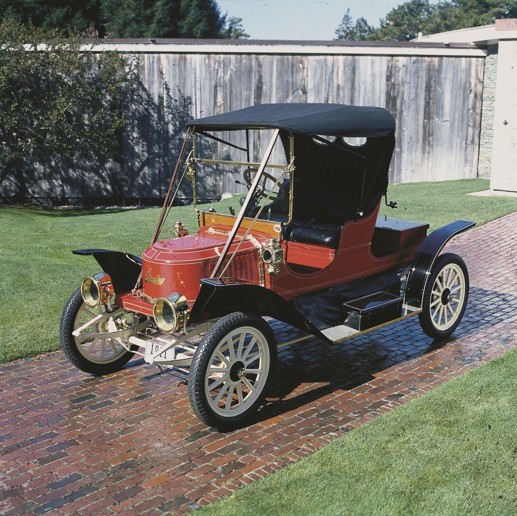 1911 Stanley Steamer Runabout