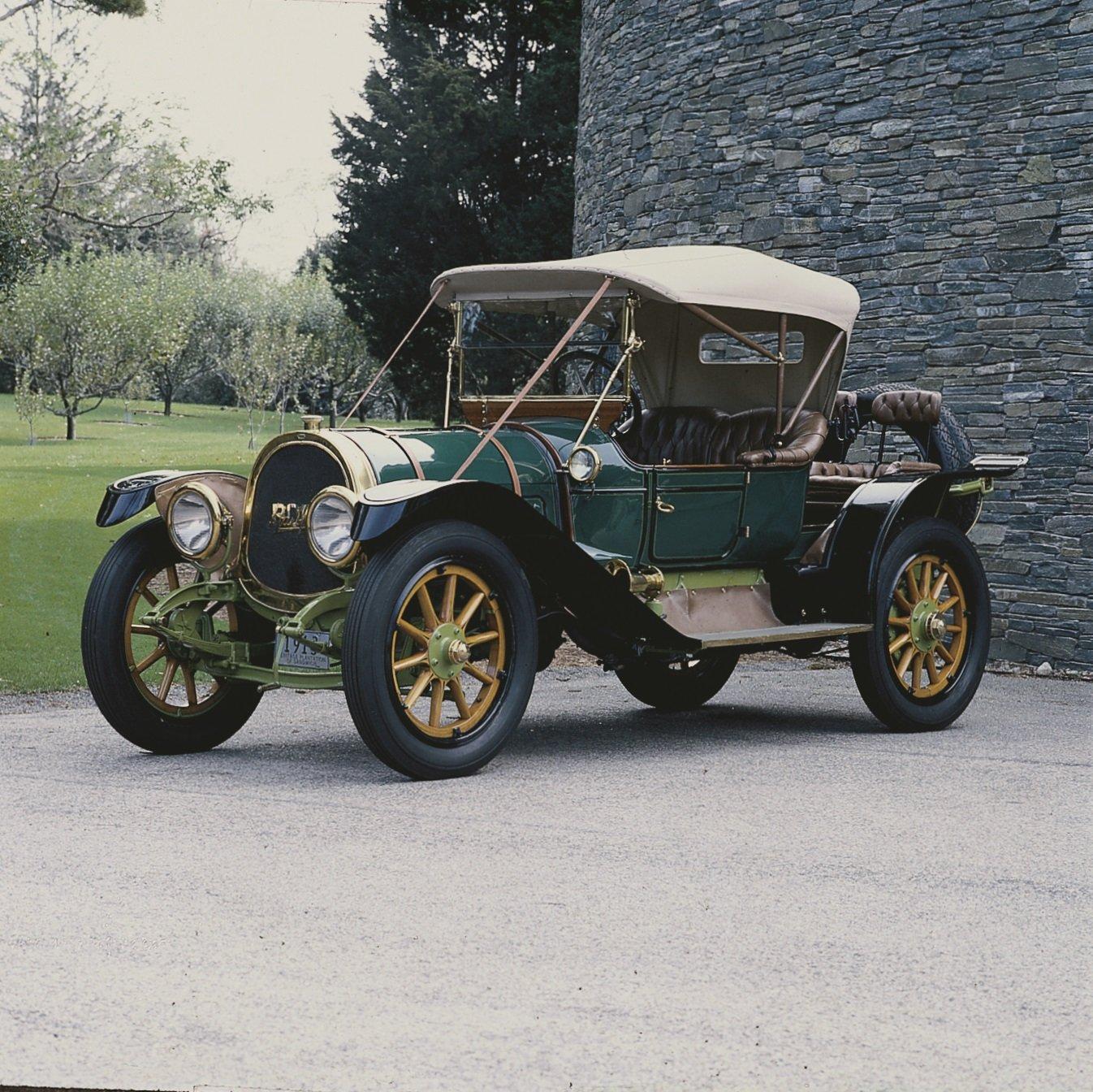 1913 Pope-Hartford Model 33 Roadster