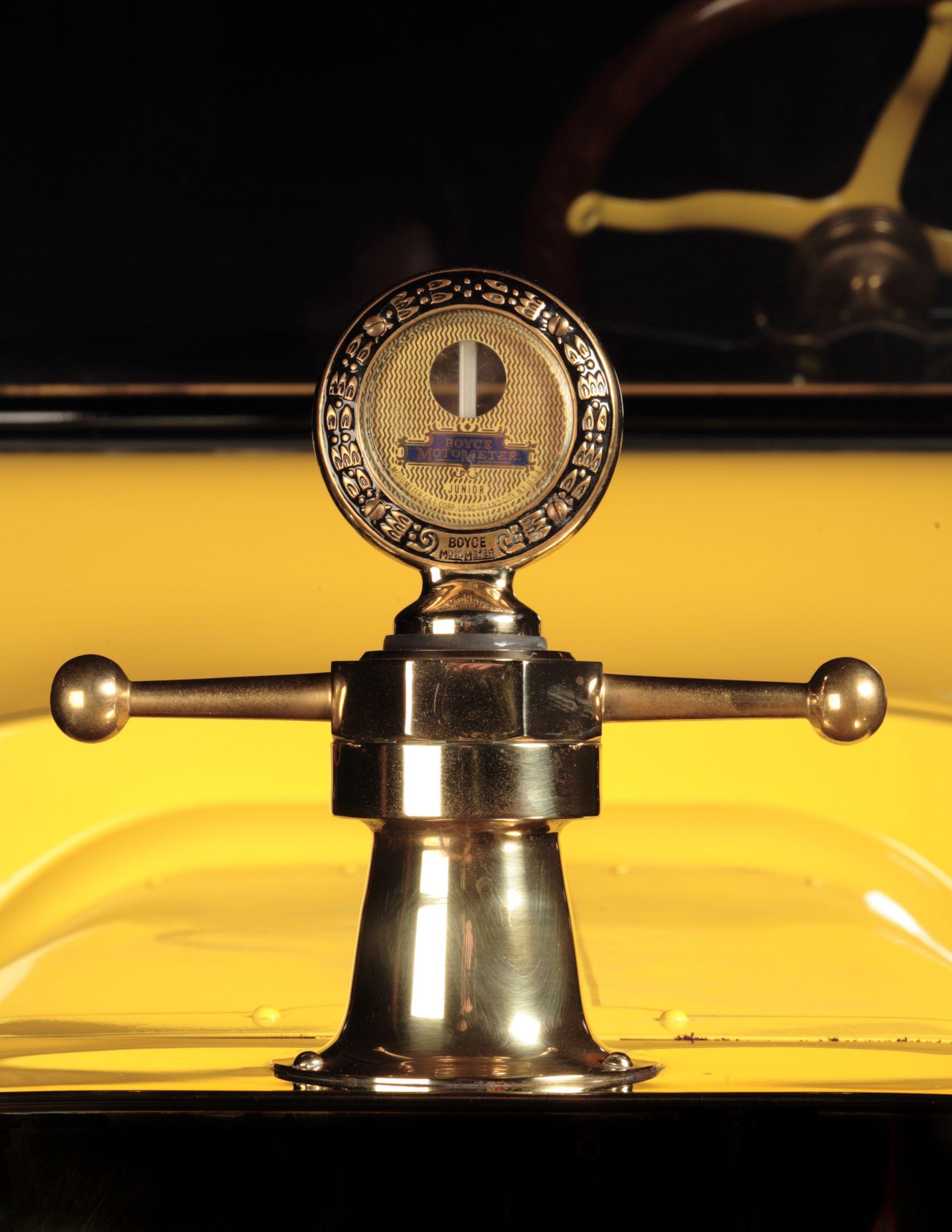 1915 Ford Model T Hood