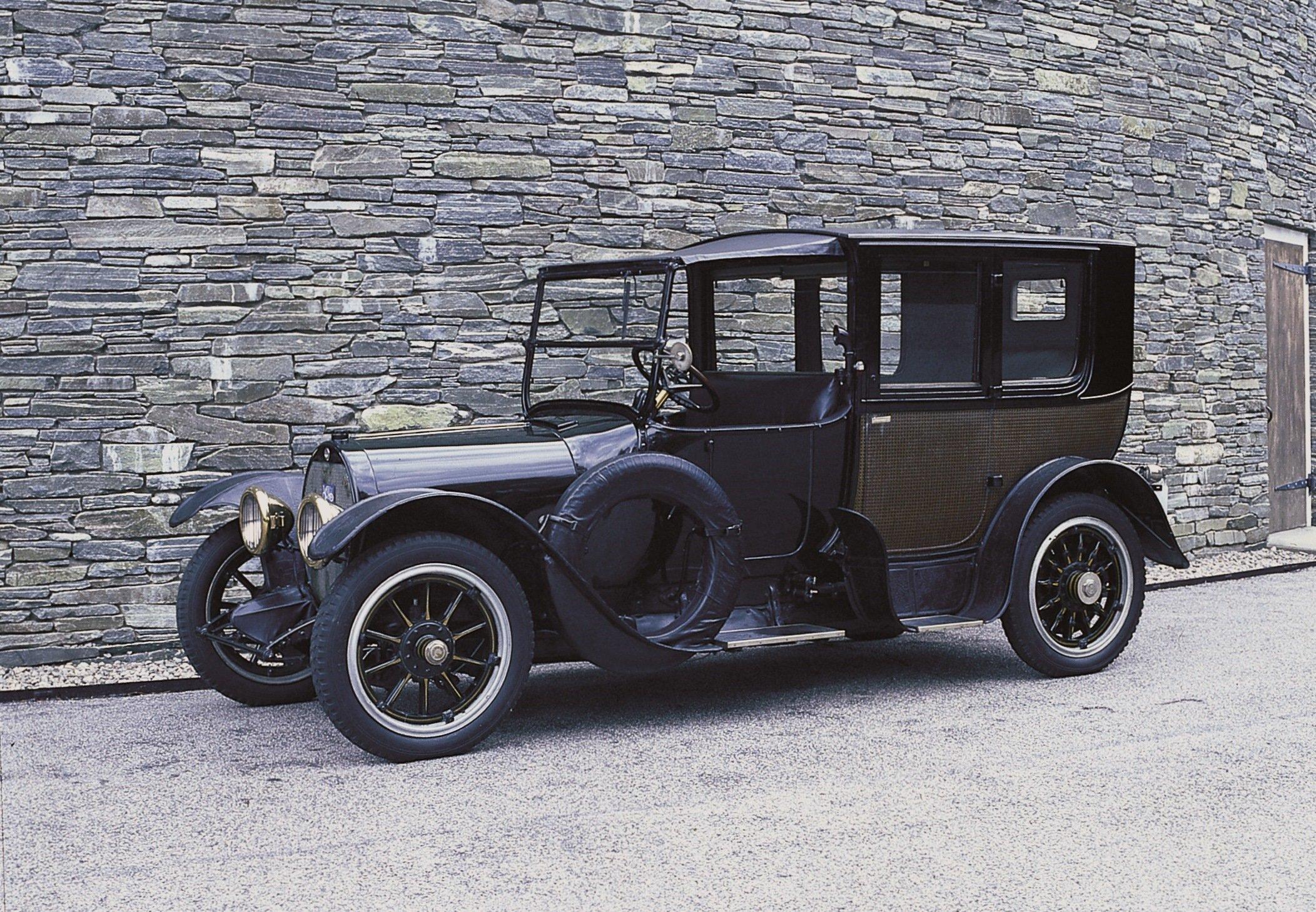 1916 Brewster Town Landaulet