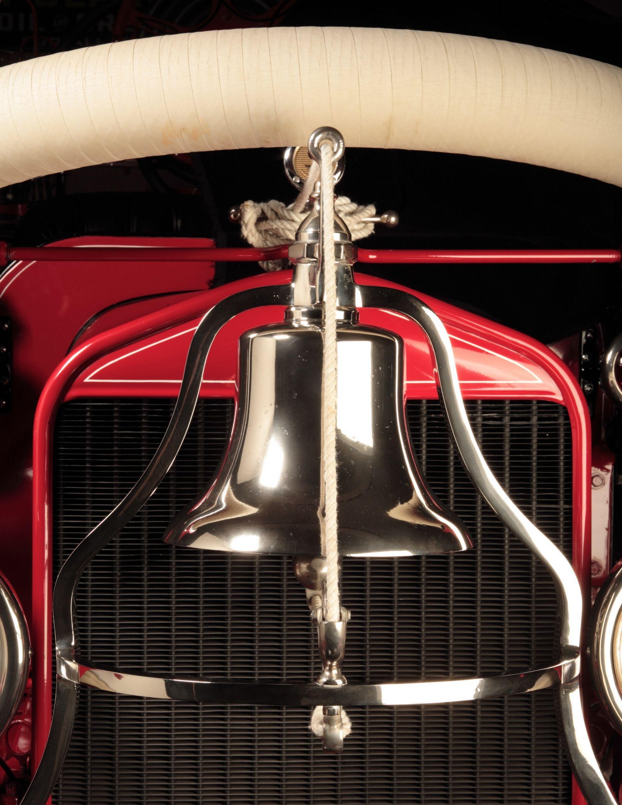 1922 Ford Model T Howe Pumper
