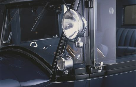 1925 Rickenbacker 8 Coupe