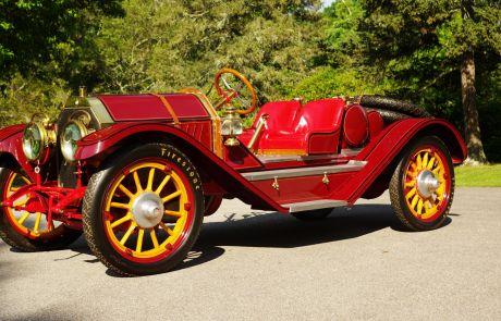 1912 Oldsmobile Autocrat