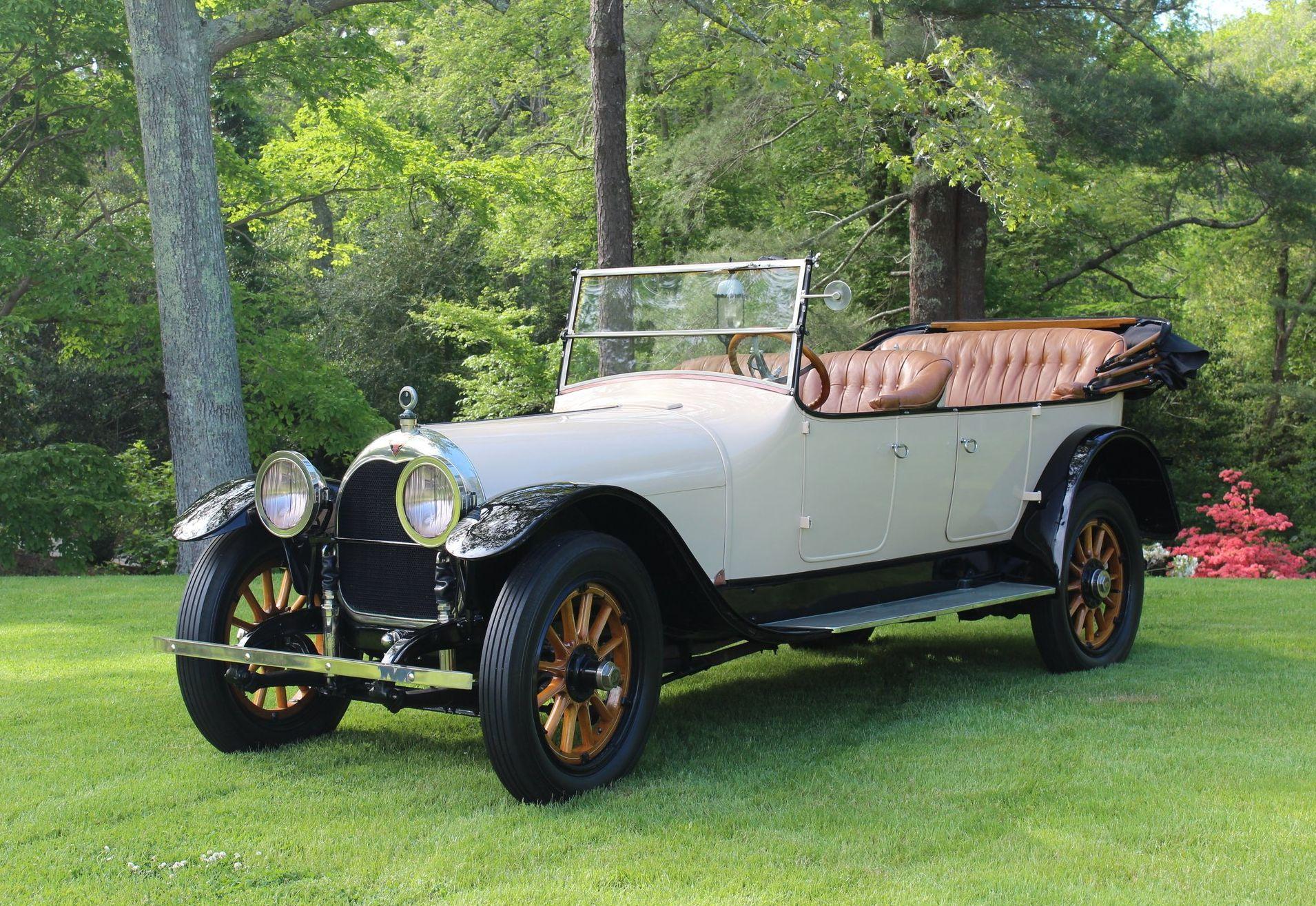 1916 Simplex Crane Model 5 Touring
