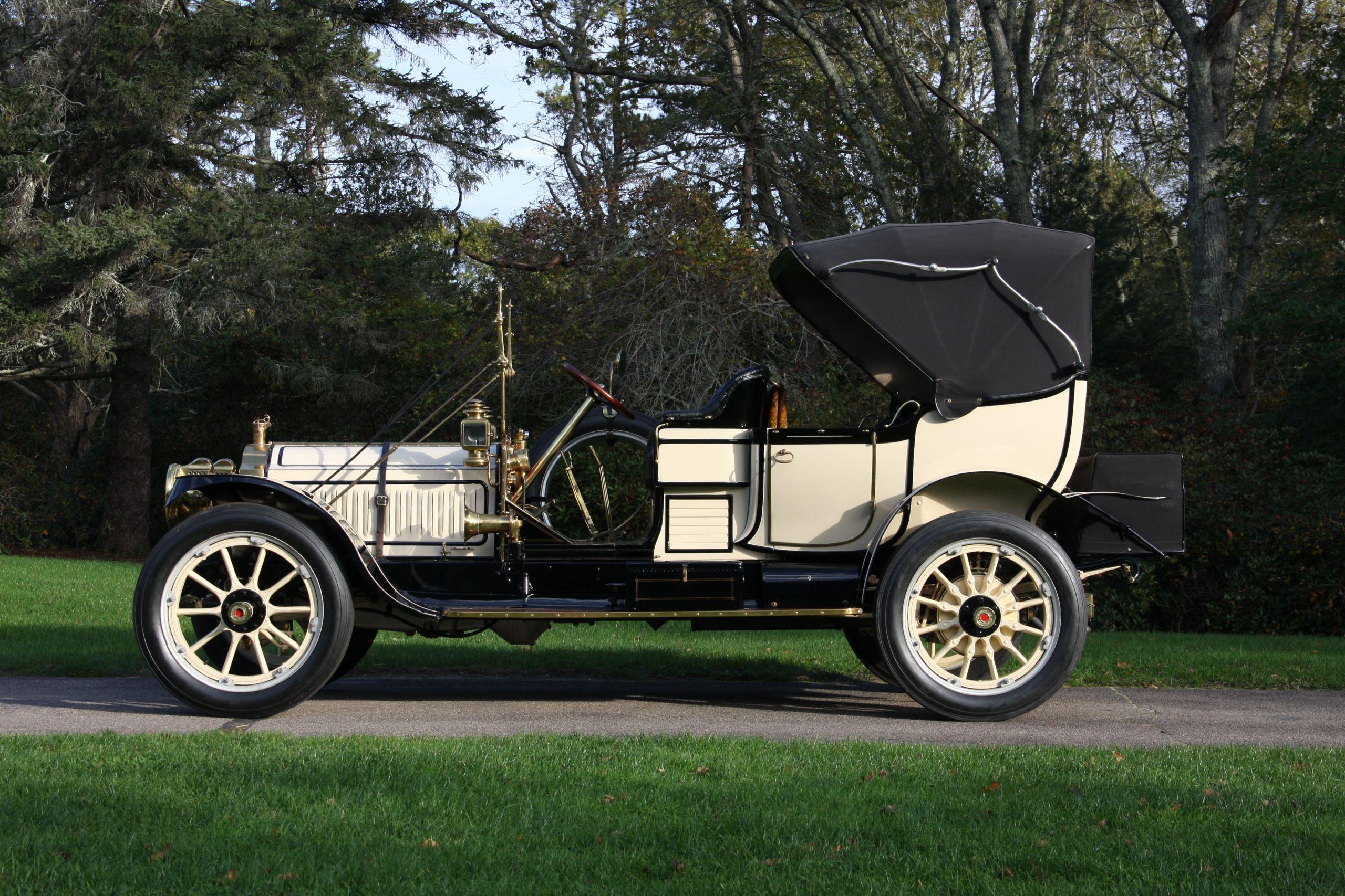 1912 Packard 1-48 Victoria