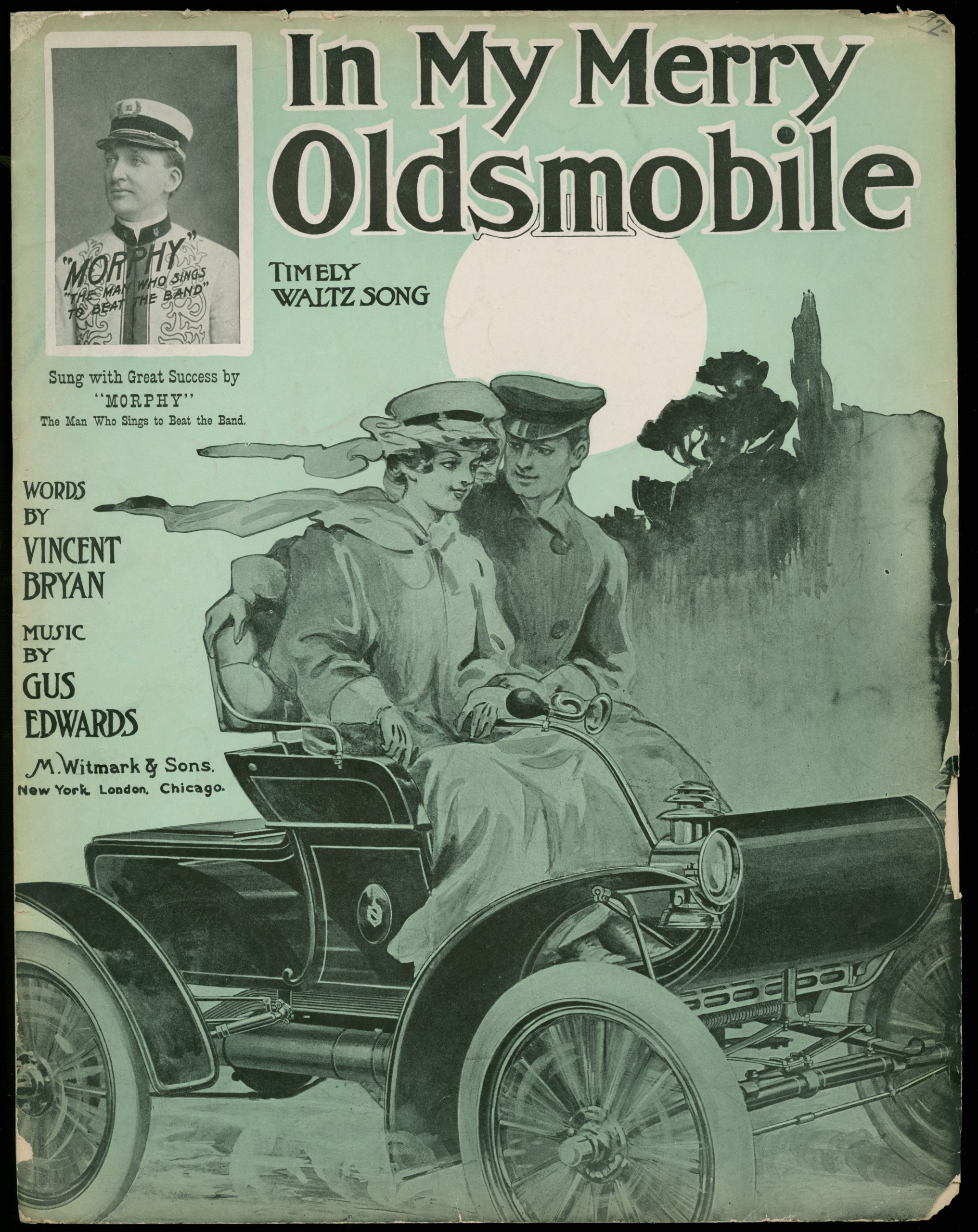 1904 Oldsmobile Runabout Ad