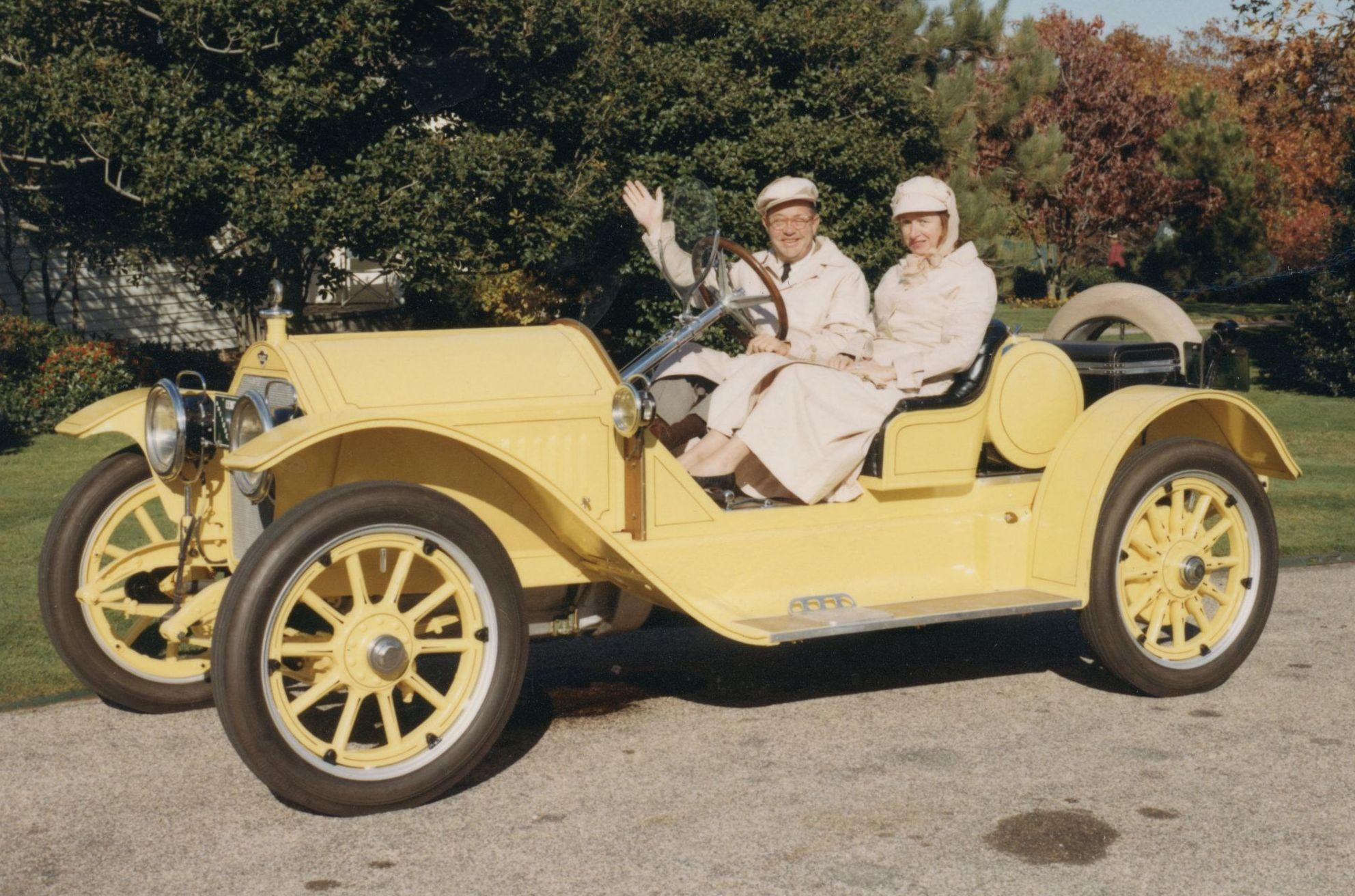 JK Lilly 1915 Stutz Bearcat
