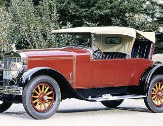 1925-Franklin-Sport-Runabout-