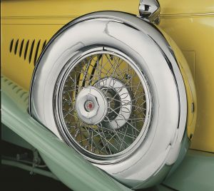 1930 Duesenberg Model J Derham Tourster